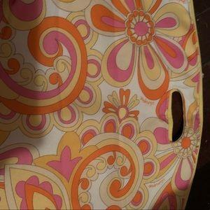 Colorful Clinique Bag
